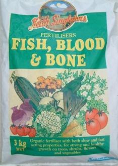 12kg fish blood and bone organic fertiliser ebay for Fish bone meal
