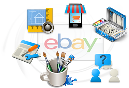Free EBay Auction Listing Template Tools Sellercore - Ebay listing template creator